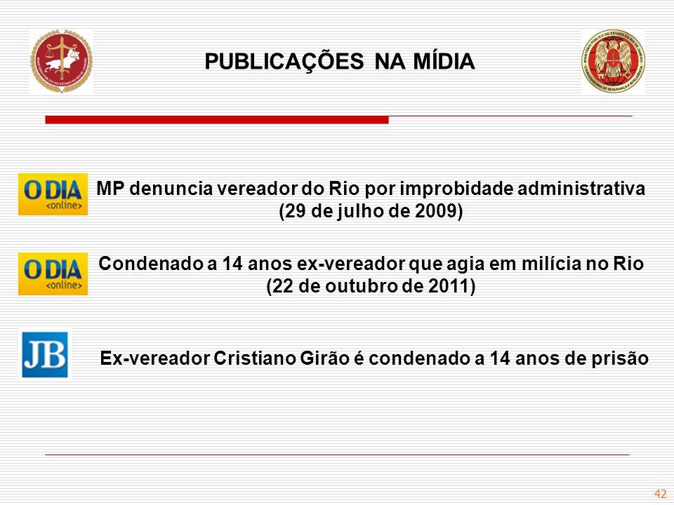 Ex-vereador Cristiano Girão é condenado a 14 anos de prisão