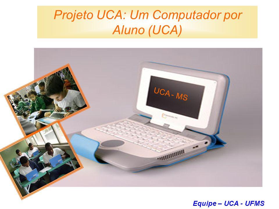 Projeto UCA: Um Computador por Aluno (UCA)