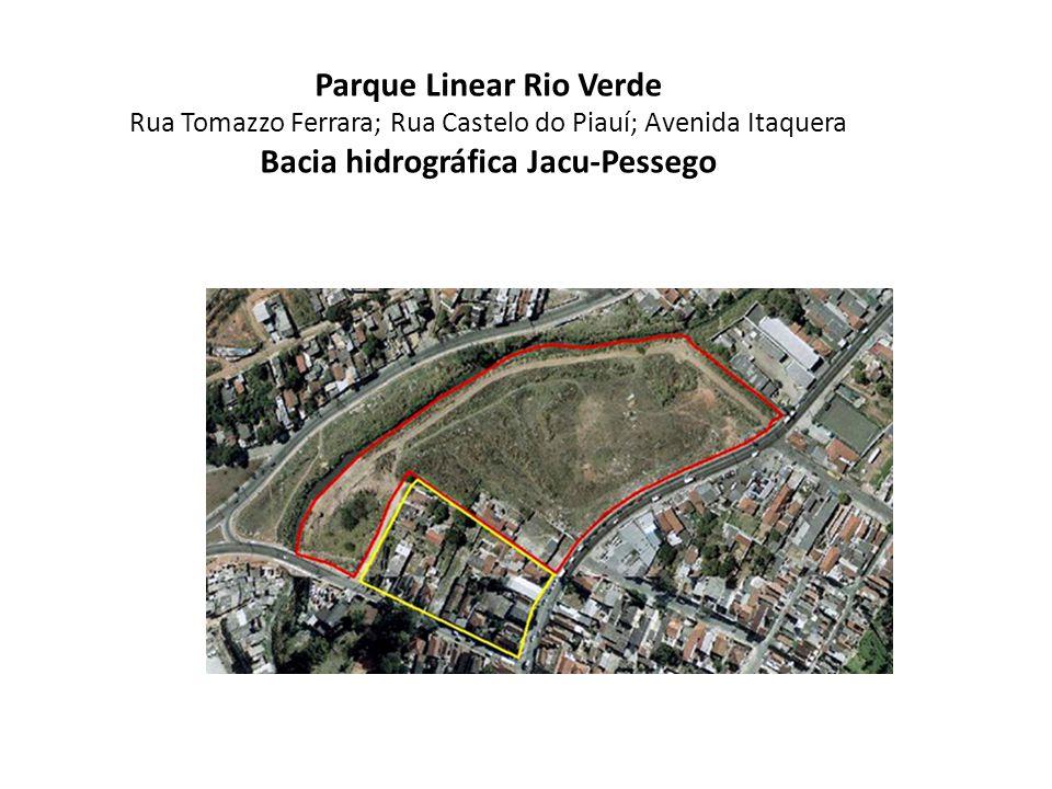 Parque Linear Rio Verde Bacia hidrográfica Jacu-Pessego