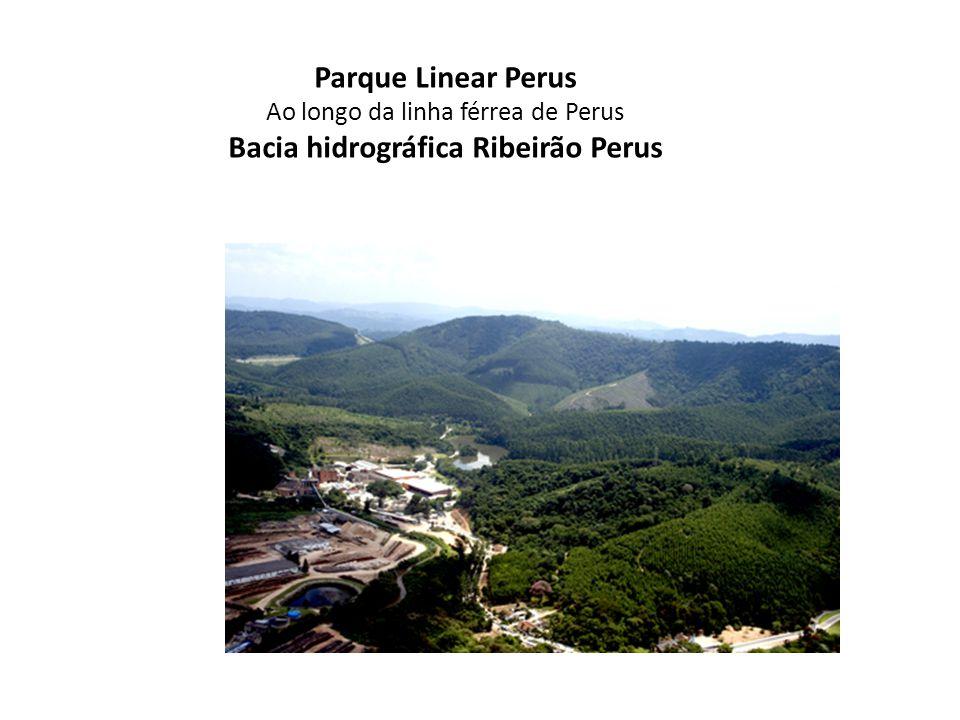 Bacia hidrográfica Ribeirão Perus