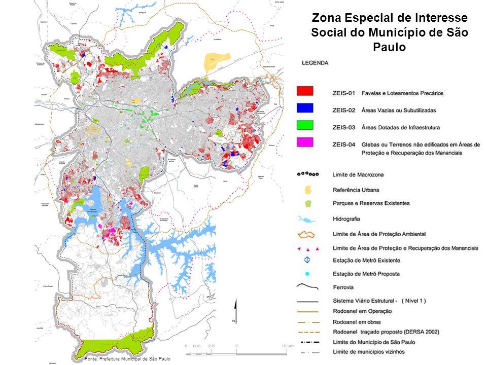 Zona Especial de Interesse Social do Município de São Paulo
