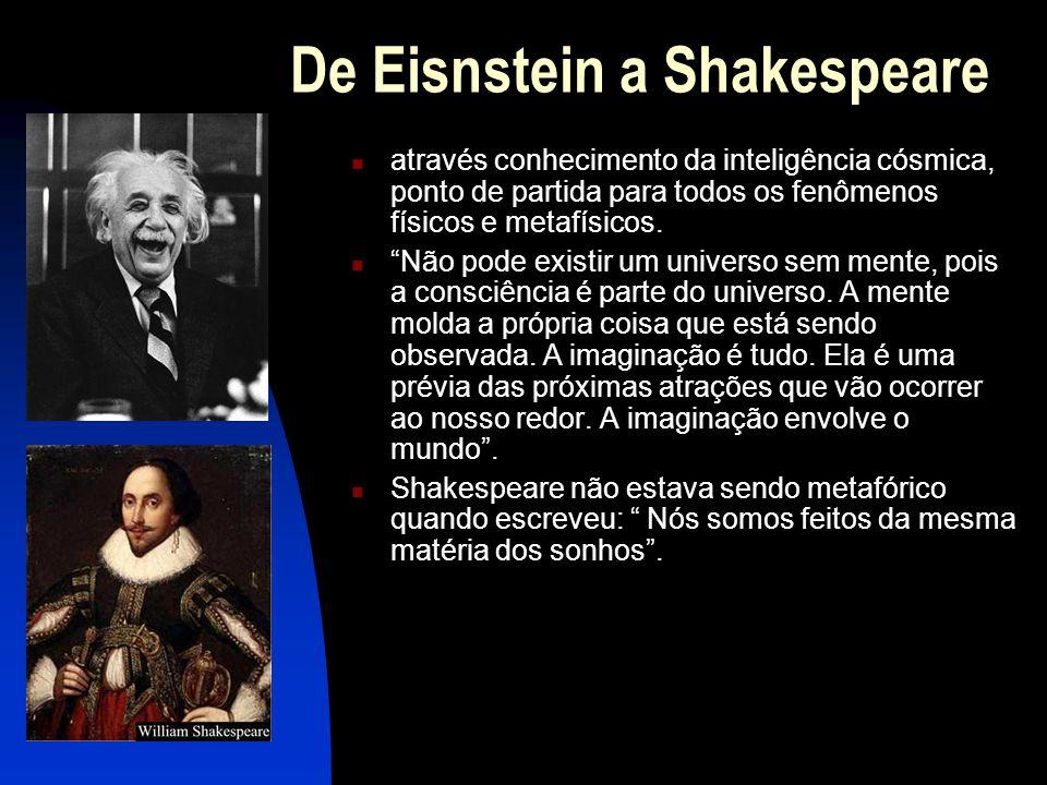 De Eisnstein a Shakespeare