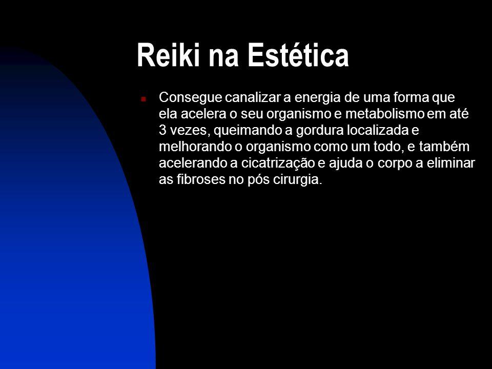 Reiki na Estética