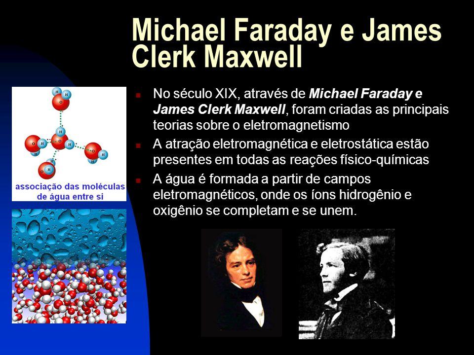 Michael Faraday e James Clerk Maxwell