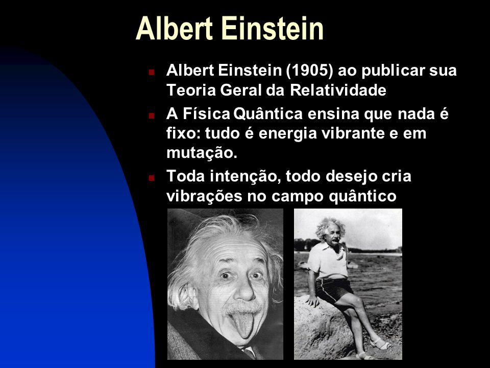 Albert Einstein Albert Einstein (1905) ao publicar sua Teoria Geral da Relatividade.