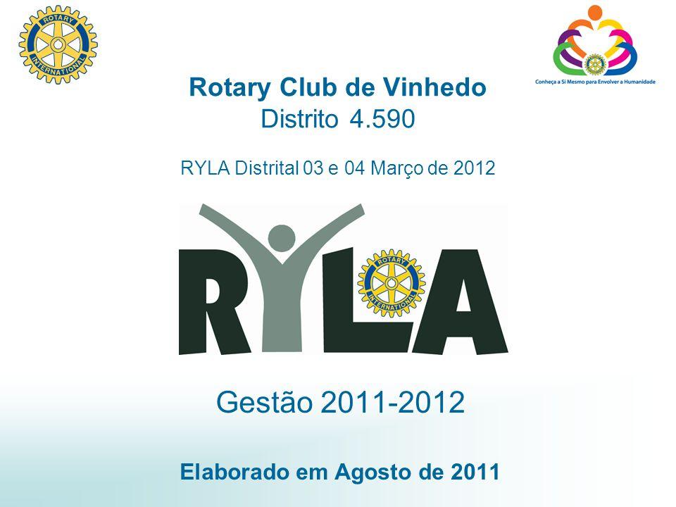 Gestão 2011-2012 Elaborado em Agosto de 2011