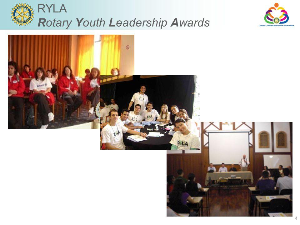 RYLA Rotary Youth Leadership Awards