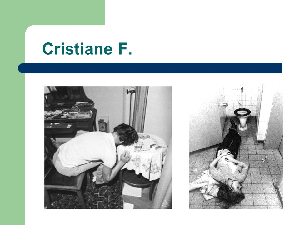 Cristiane F.