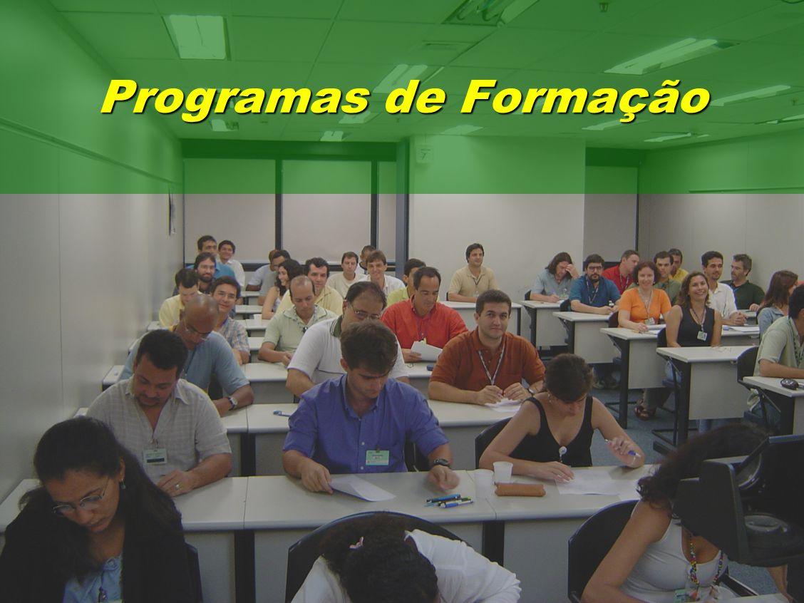 Programas de Formação III Oficina de Educação Corporativa