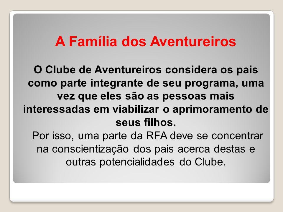 A Família dos Aventureiros