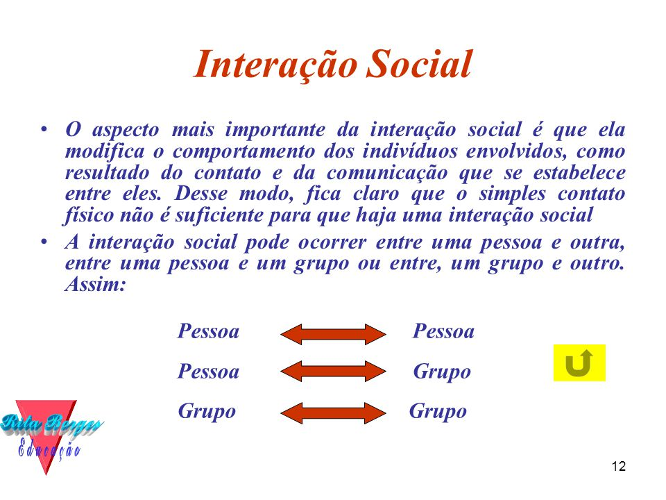 Interação Social