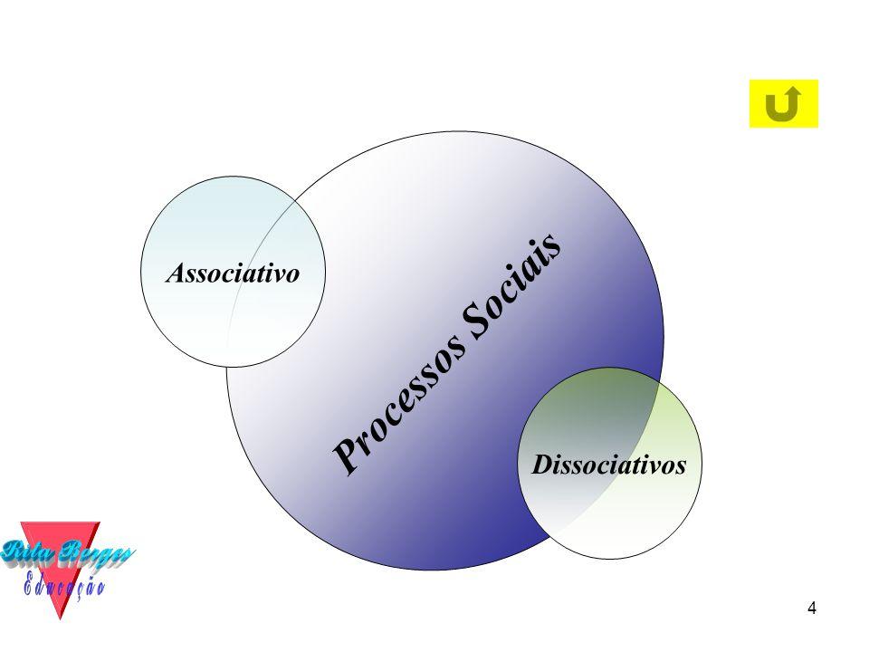 Processos Sociais Associativo Dissociativos