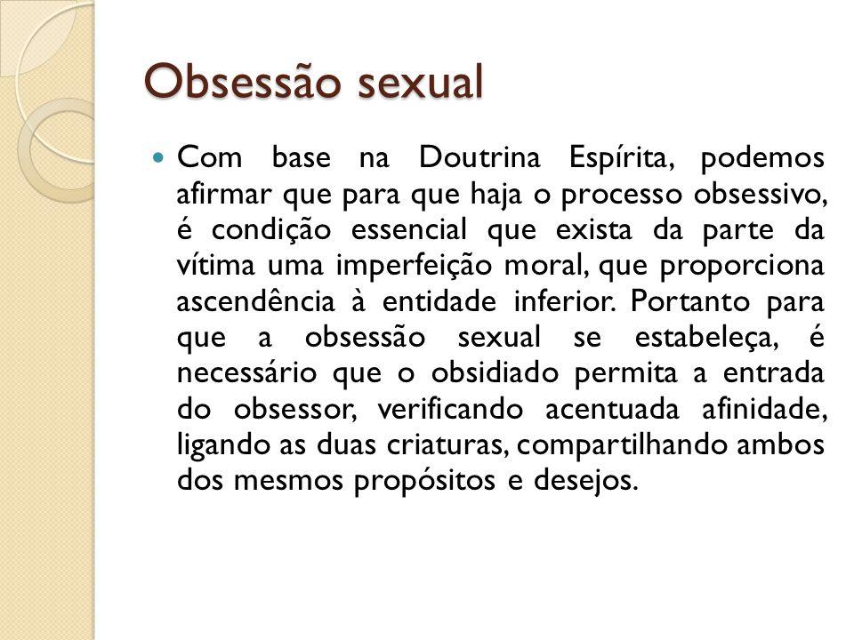 Obsessão sexual