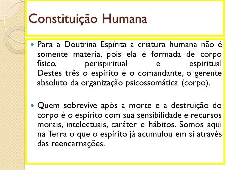 Constituição Humana