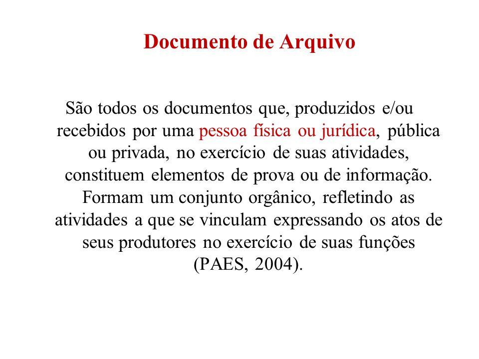 Documento de Arquivo