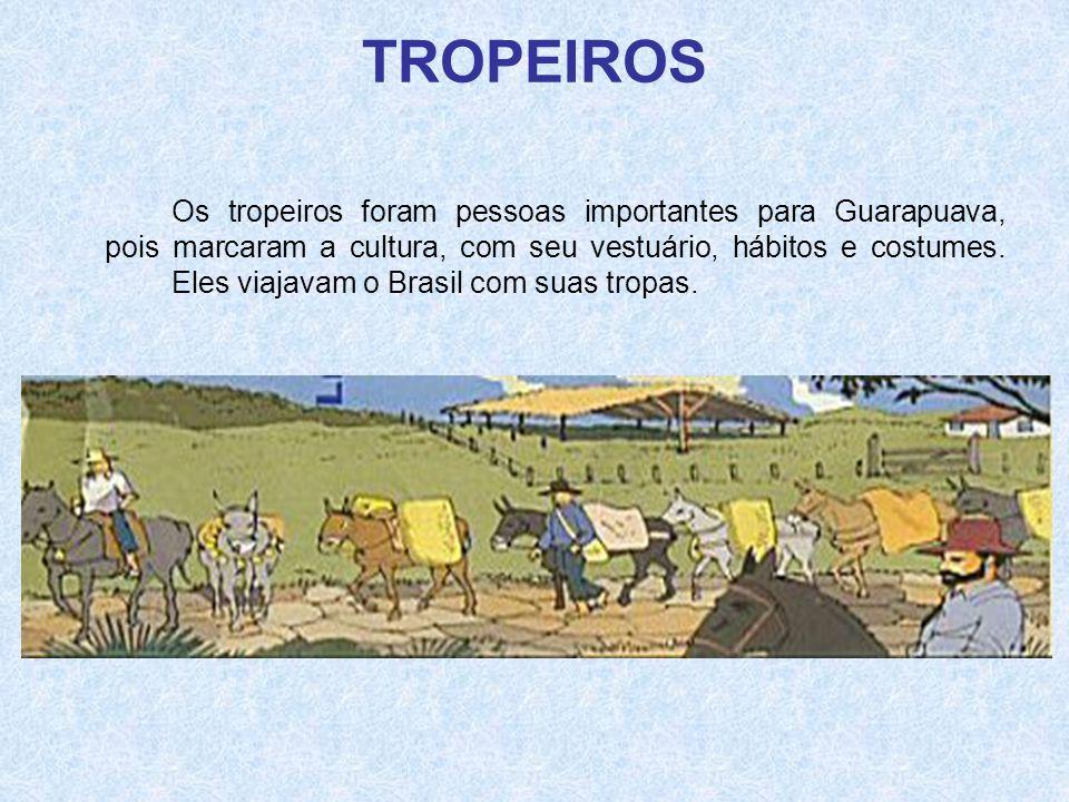 TROPEIROS