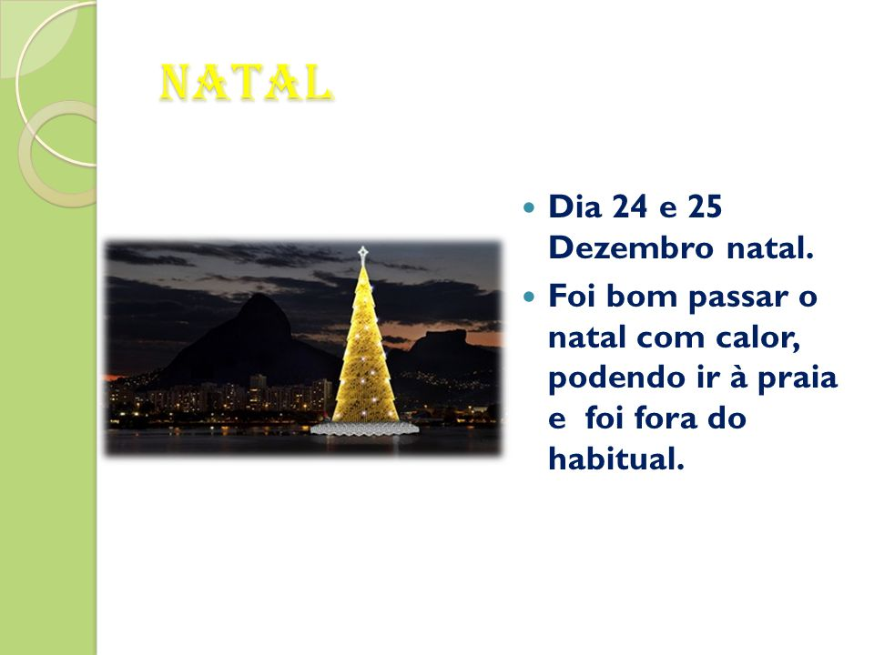 Natal Dia 24 e 25 Dezembro natal.