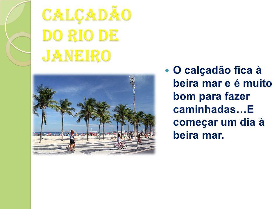 Calçadão do Rio de Janeiro