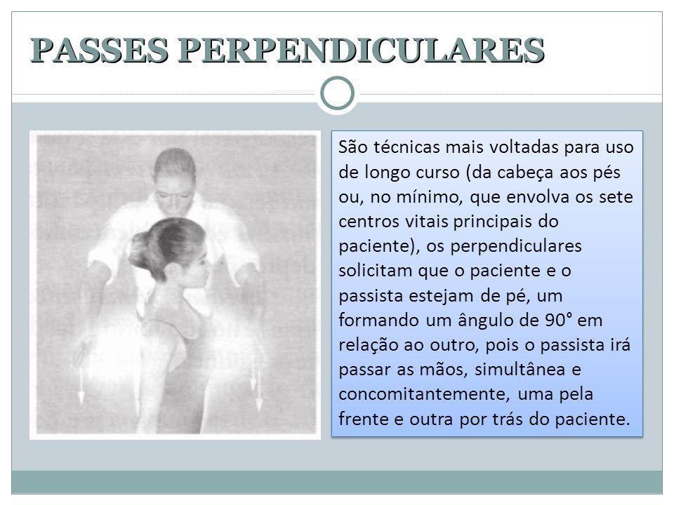 PASSES PERPENDICULARES