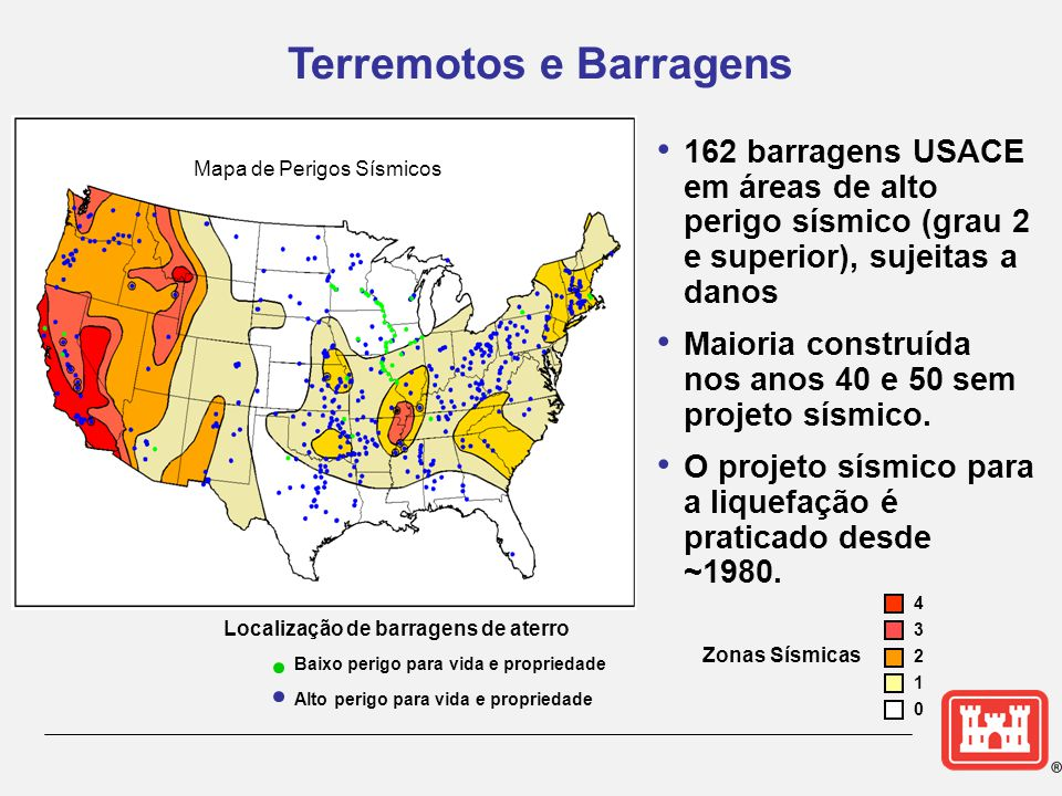 Terremotos e Barragens