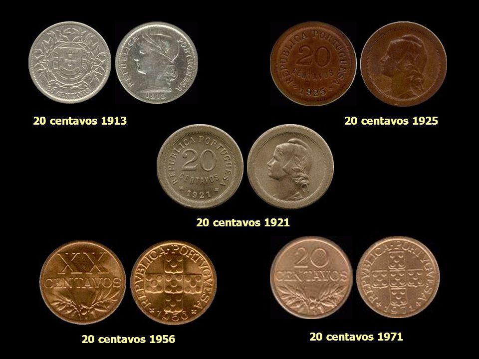 20 centavos 1913 20 centavos 1925 20 centavos 1921 20 centavos 1956 20 centavos 1971
