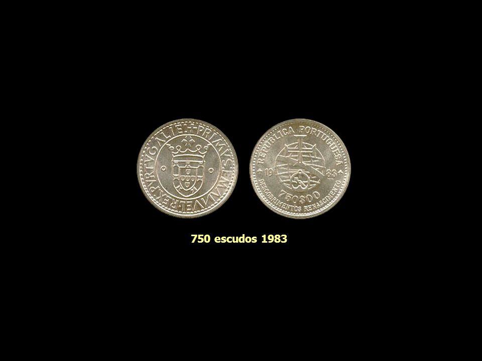 750 escudos 1983