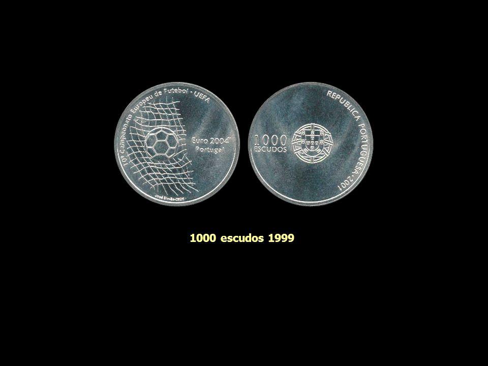 1000 escudos 1999