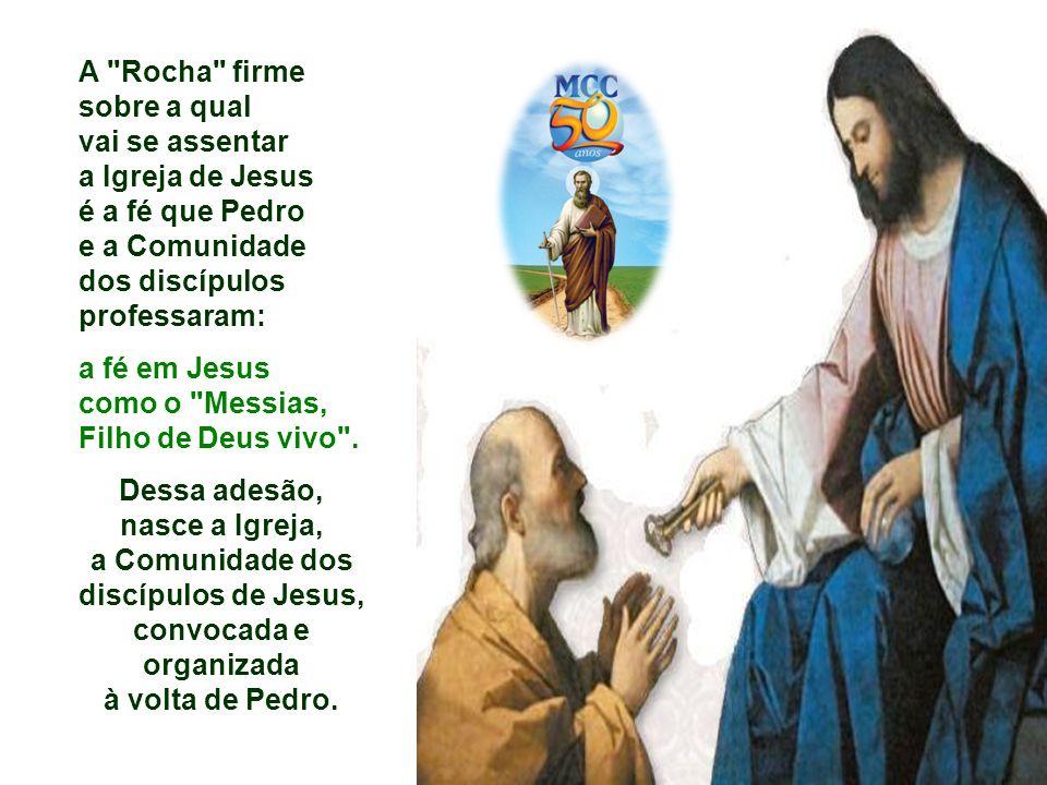 discípulos de Jesus, convocada e