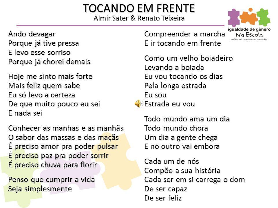 TOCANDO EM FRENTE Almir Sater & Renato Teixeira