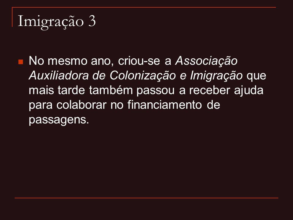 Imigração 3