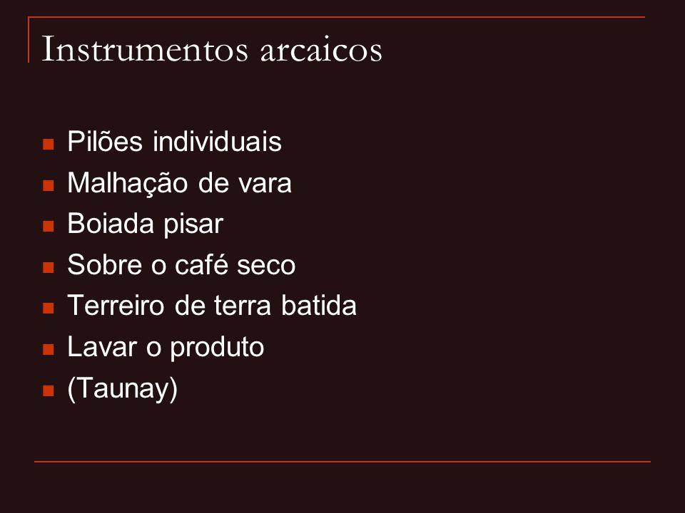 Instrumentos arcaicos
