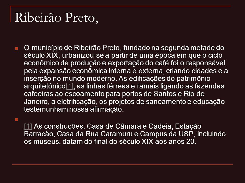 Ribeirão Preto,
