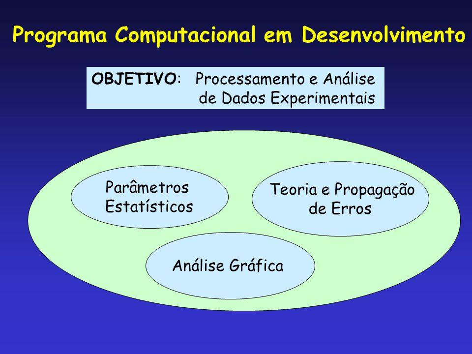 Programa Computacional em Desenvolvimento