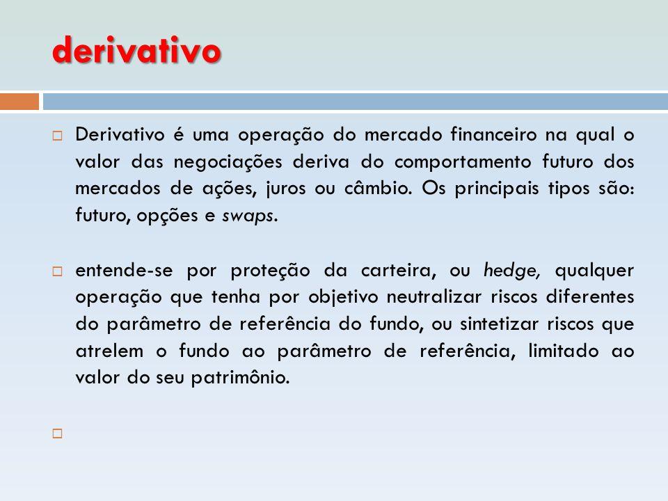 derivativo