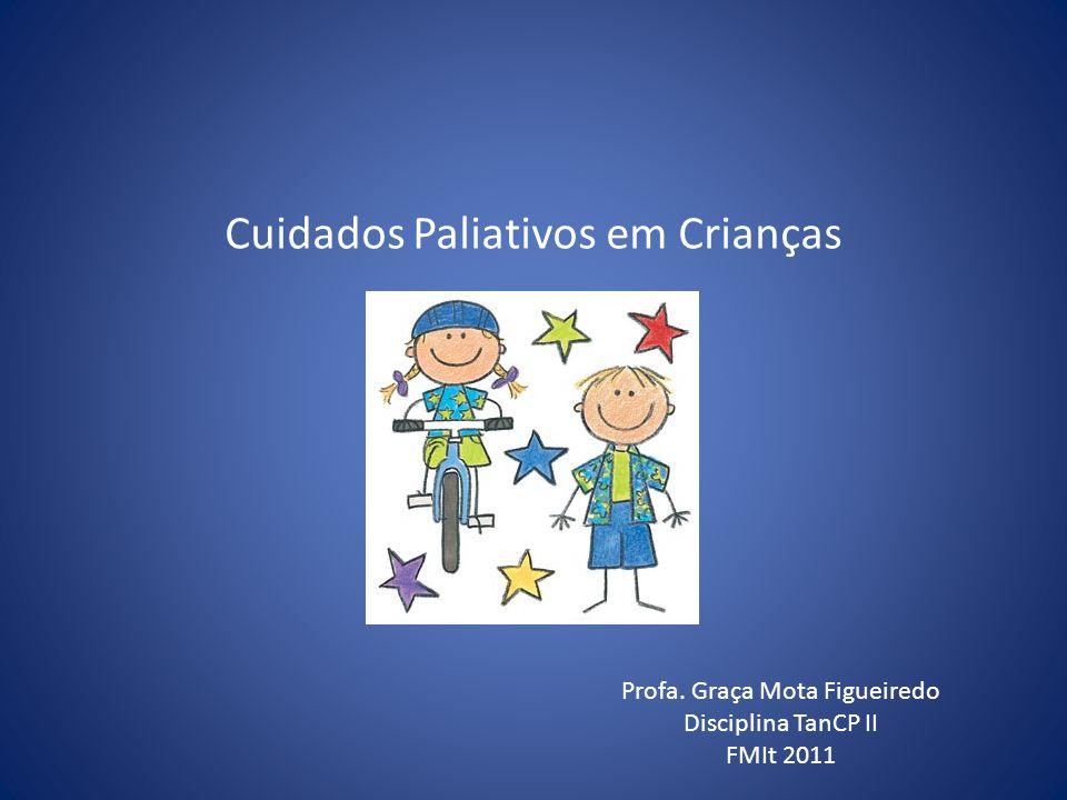 Cuidados Paliativos em Crianças