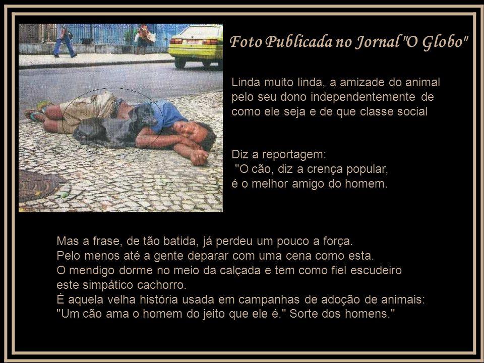 Foto Publicada no Jornal O Globo