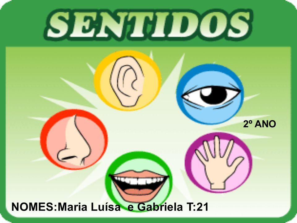 NOMES:Maria Luísa e Gabriela T:21