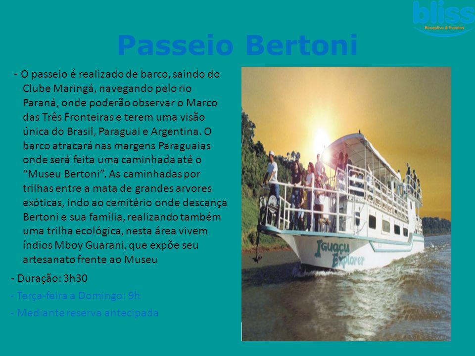 Passeio Bertoni
