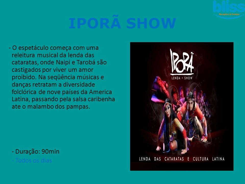 IPORÃ SHOW