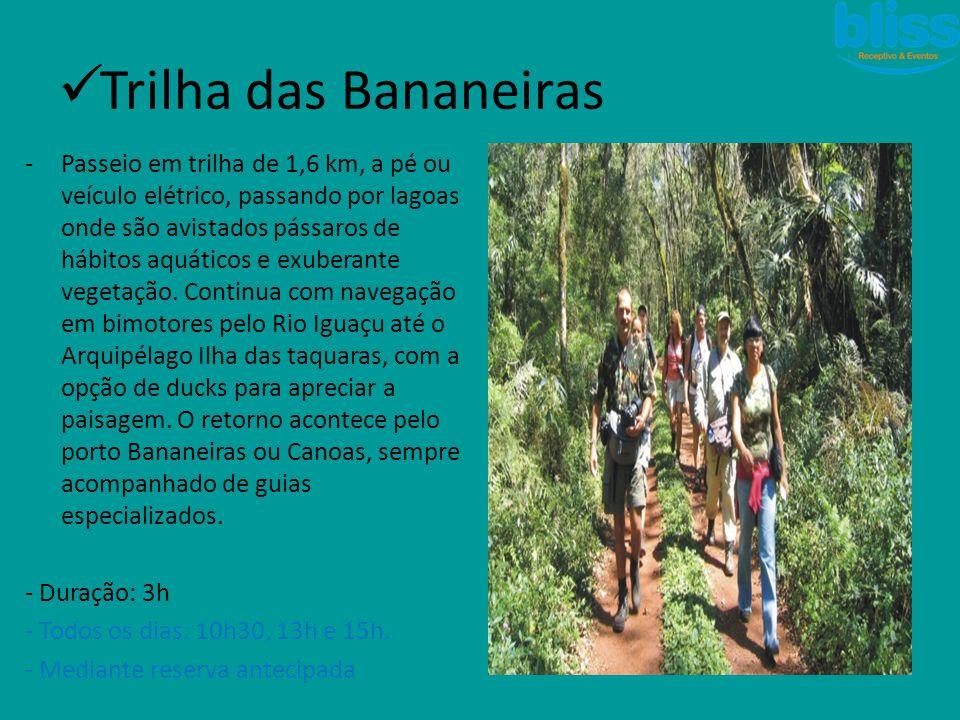Trilha das Bananeiras