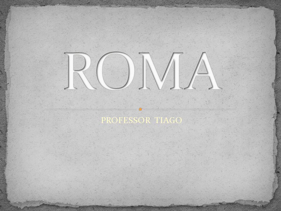 ROMA PROFESSOR TIAGO
