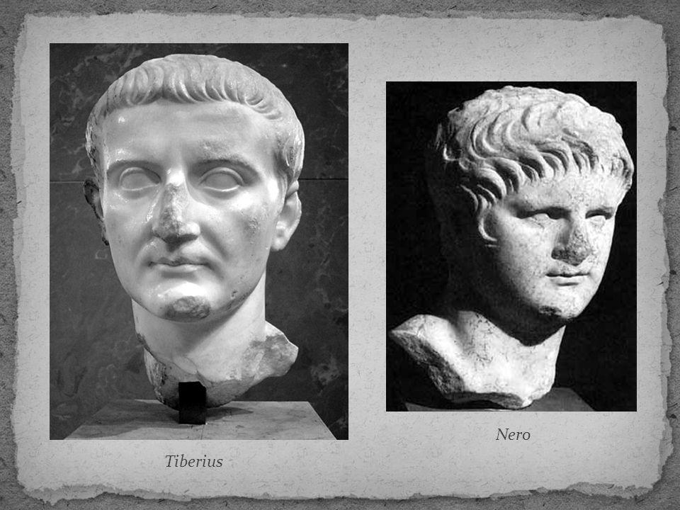 Nero Tiberius