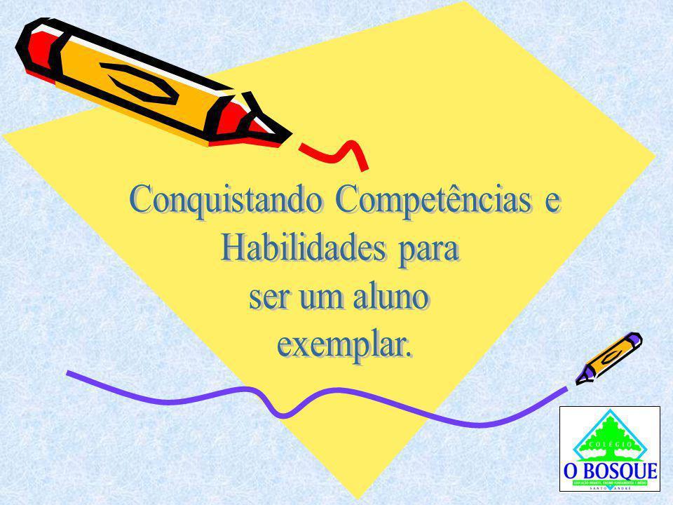 Conquistando Competências e