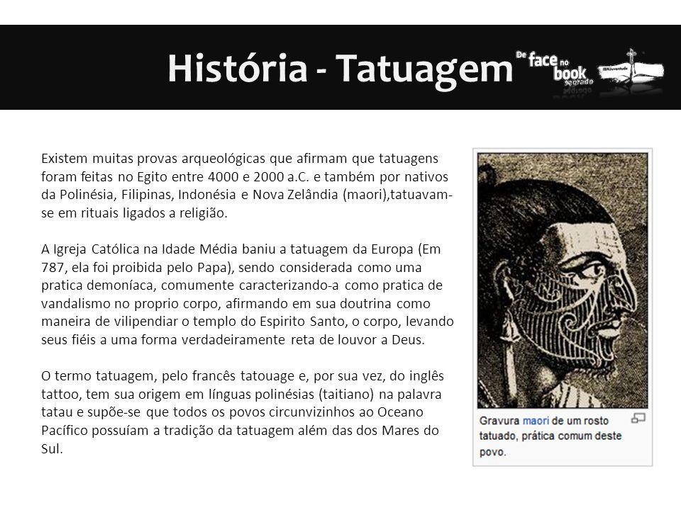 História - Tatuagem