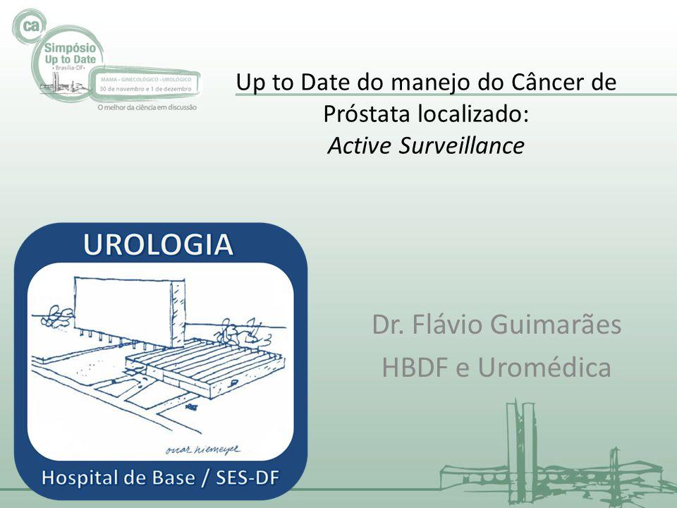 Dr. Flávio Guimarães HBDF e Uromédica