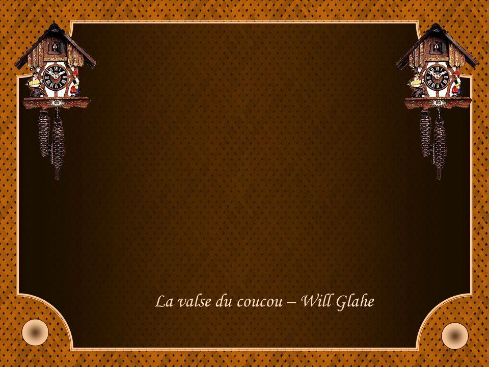 La valse du coucou – Will Glahe