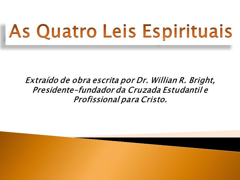 As Quatro Leis Espirituais