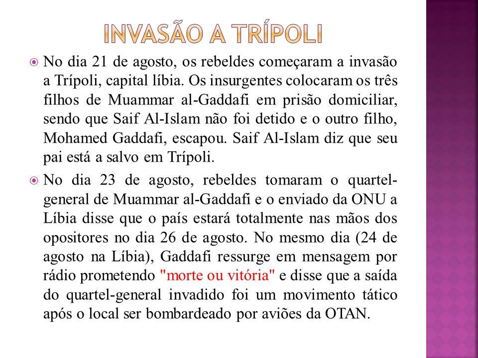 Invasão a Trípoli