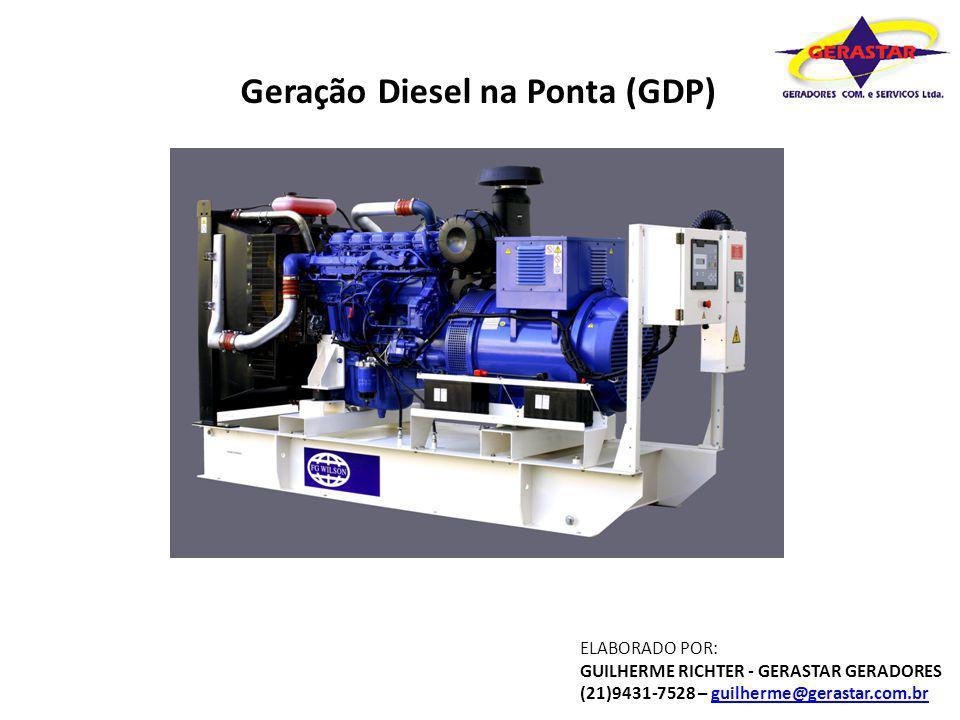 Geração Diesel na Ponta (GDP)