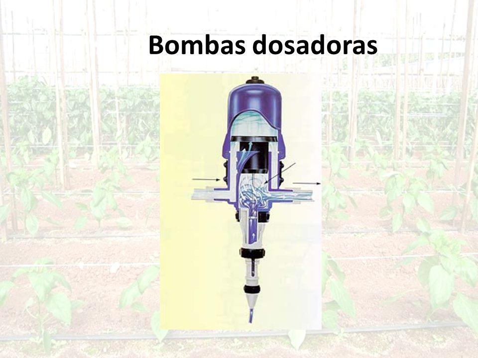 Bombas dosadoras